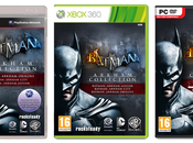 Batman Arkham Collection annoncé Warner