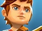 Oceanhorn sauce Zelda iPad