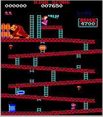 Donkey Kong, l'original