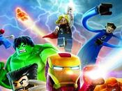 LEGO Marvel débarque