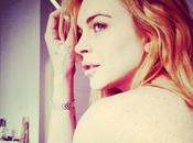 Lindsay Lohan Elle dénude Instagram