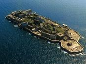 L'île abanbonnée Gunkanjima Japon
