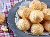 Gougères mimolette