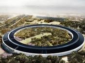 photos vidéo pour visiter nouveau siège d'Apple...
