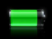iPhone Afficher niveau batterie pourcentage