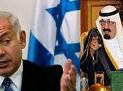 MARIAGE SURPRISE. Israël l'Arabie saoudite main dans pour frapper l'Iran