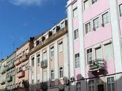 Lisbonne, rues colorées Campo Ourique