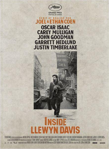Cinéma :  Inside Llewyn Davis