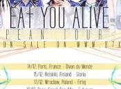 ALIVE tournée d'adieu Farewell Tour