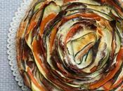 Quiche spirale légumes: quiche vous fera tourner tête!