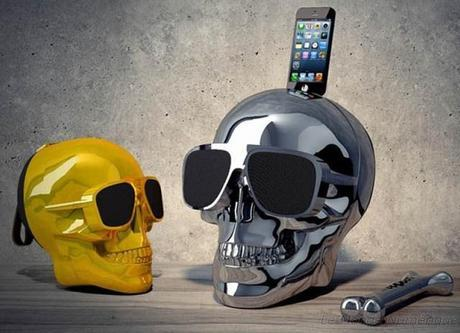 Les crânes Jarre Technologies AeroSkull maintenant en taille XS