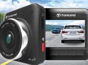 Transcend DrivePro 200, caméra embarquer dans voiture