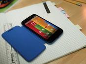 Motorola (Google) lance l'abordable smartphone Moto