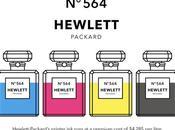 HIGH-TECH: Cartouches d'Encre Chanel