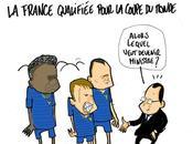 France qualifiée pour coupe monde Brésil