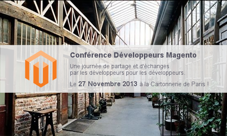 Conference developpeurs Magento