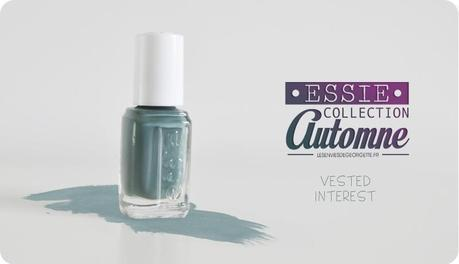 essie automnevested