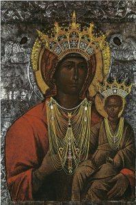 La Mesopanditissa (Madonna della Salute - Venezia).
