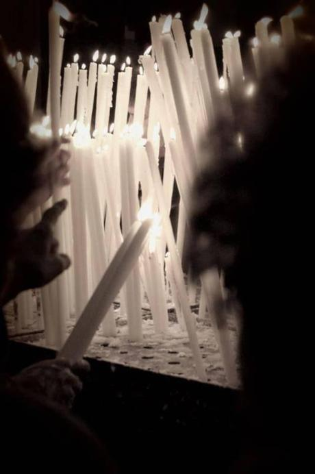 La Fête de la Madonna la Salute à Venise