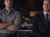 Agents SHIELD Après Thor crossover avec Captain America préparation