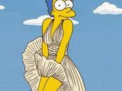 Marge Simpson véritable Icône mode...