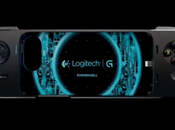 Logitech lance manette pour (iPhone 5S/iPod) powershell
