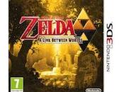 Test Zelda Link Between Worlds