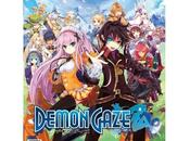 Demon Gaze Disponible début 2014 Europe PSVita‏