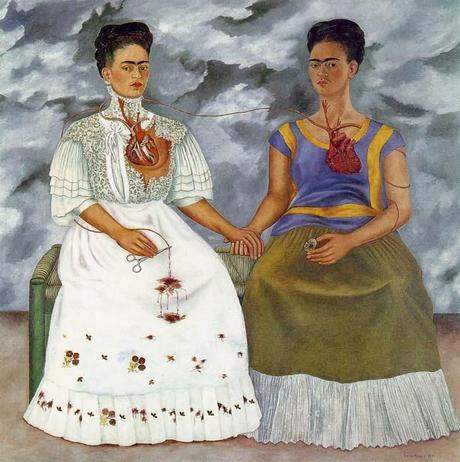 The Two Fridas, 1939,