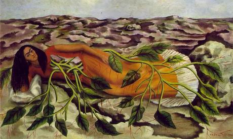 Frida Kahlo, Roots (Raices), 1943,