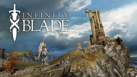 Infinity Blade sur iPhone, GRATUIT...