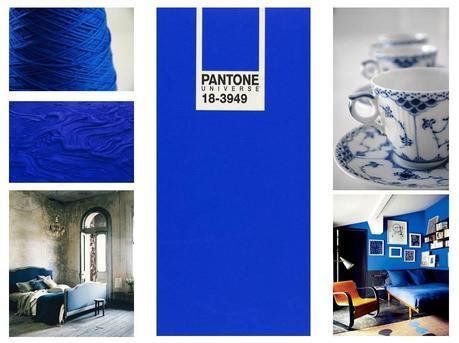 Tendance déco : la couleur Pantone 2014 !