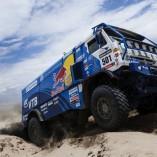 Red Bull prépare le Paris-Dakar façon Western