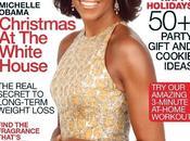 Toujours aussi lumineuse, première dame: Michelle couverture Ladies'Home Journal