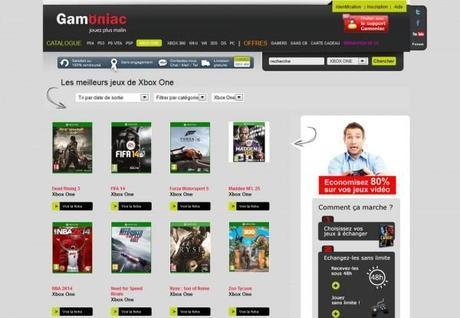 Gamoniac Xbox One