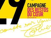 Restos coeur Lancement campagne hivernale 2013- 2014 aujourd'hui