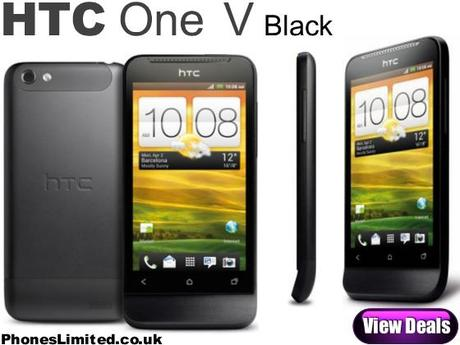 HTC-One-V-Black