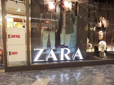 Zara a un business model très rentable