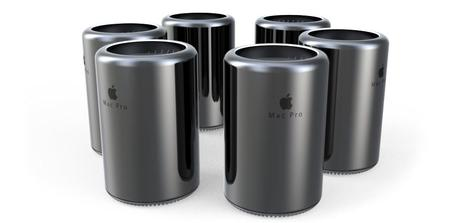 macpro background2 Le nouveau Mac Pro dApple avec un design particulier