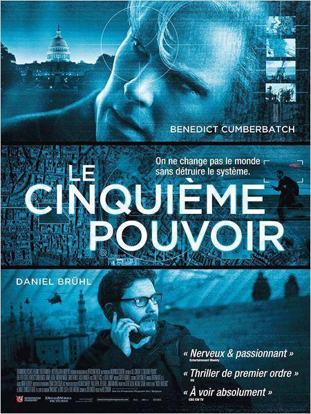 Cinéma : Le Cinquième pouvoir, affiche, photos et bande annonce