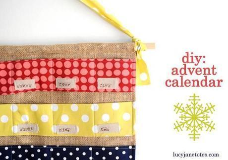 calendrier avent lucyjanetotes 10 calendriers de lavent à coudre
