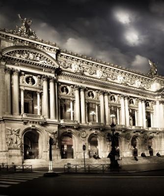 Visite déco : l'hôtel Paradis à Paris