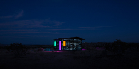 ART : Lucid Stead by Phillip K. Smith III