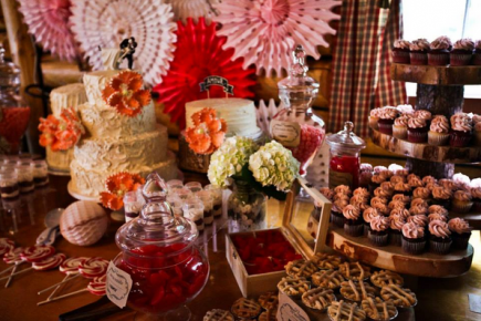 Table à dessert