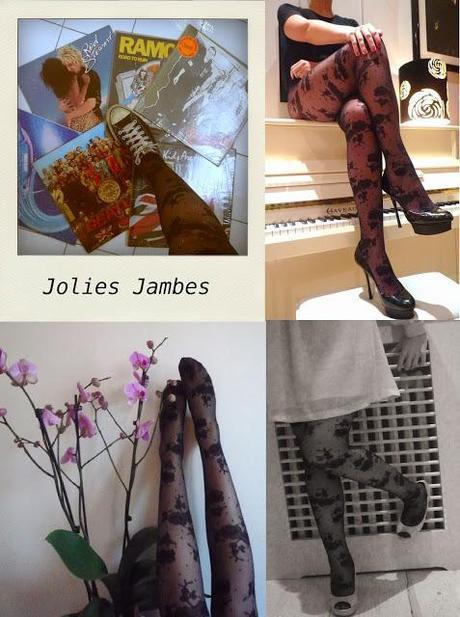 JOLIES JAMBES BY ETAM