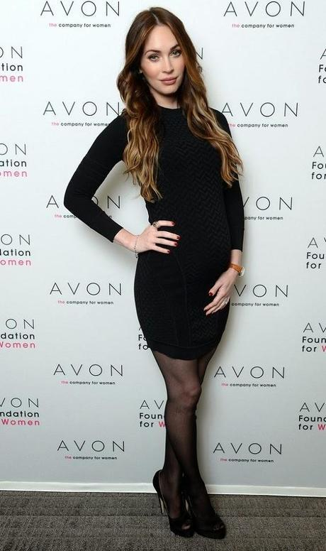 Megan Fox au lancement de la Campagne de Avon #SeeTheSigns à Los New-York - 24.11.2013
