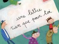 Activité mercredi avec enfants: écrire lettres amusantes