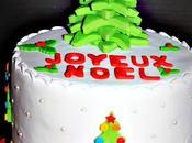 "Cake design ""Joyeux Noel"""