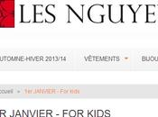 Nguyen lance collection enfant