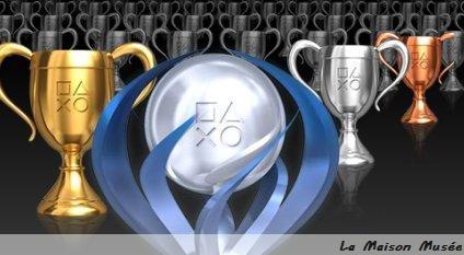 Trophées PlayStation Variete Troll